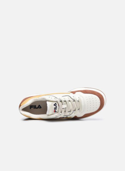 Sneaker FILA Arcade Low braun ansicht von links