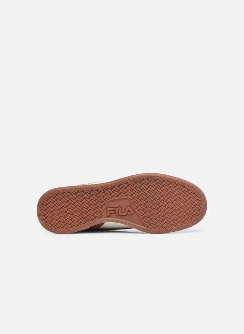 Sneaker FILA Arcade Low braun ansicht von oben