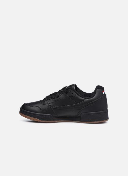 Sneaker FILA Arcade Low schwarz ansicht von vorne