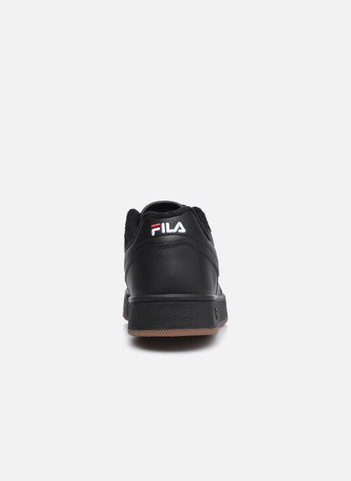 Baskets FILA Arcade Low Noir vue droite