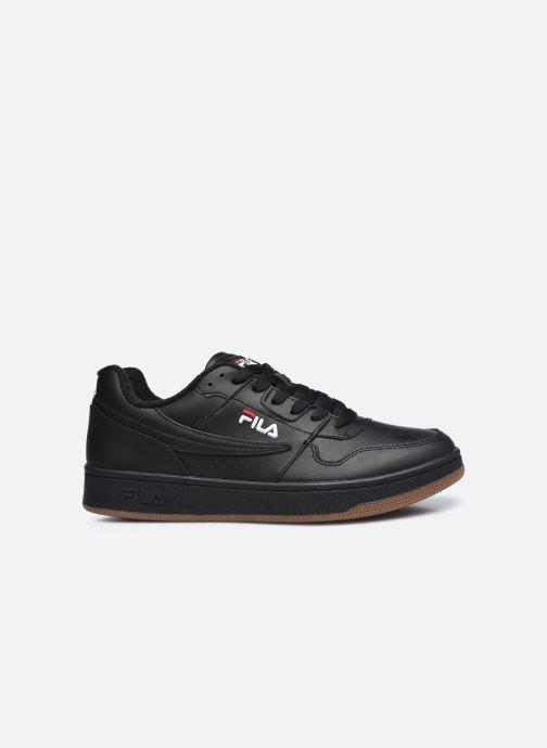 Sneaker FILA Arcade Low schwarz ansicht von hinten