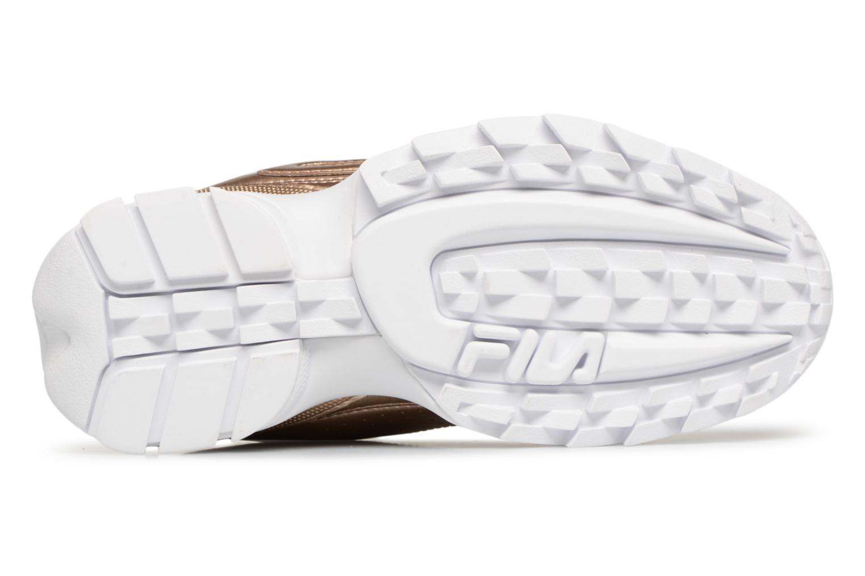 Sneakers FILA Disruptor MM Low W Goud en brons boven