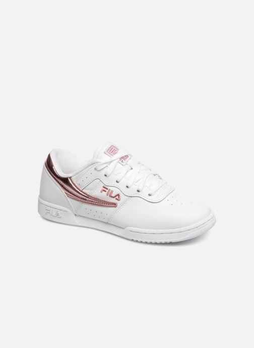73f30be1f17 FILA Original Fitness F W (Wit) - Sneakers chez Sarenza (342175)