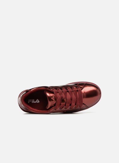 Sneakers FILA Upstage F Low W Rosso immagine sinistra