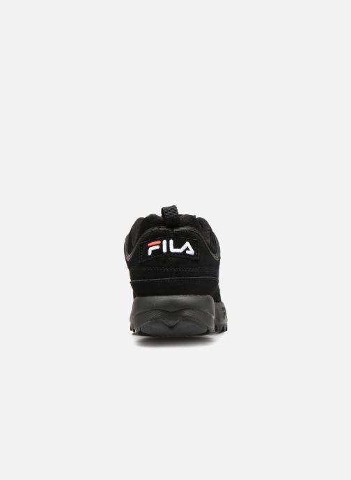 FILA Disruptor S Low (schwarz) - Turnschuhe bei bei bei Más cómodo e131ed