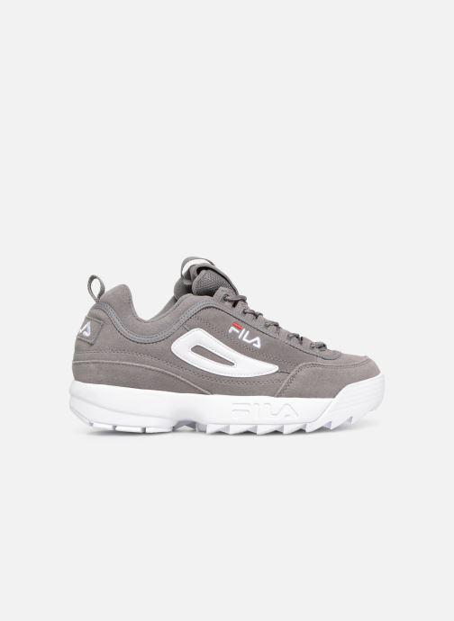 Sneaker FILA Disruptor S Low grau ansicht von hinten