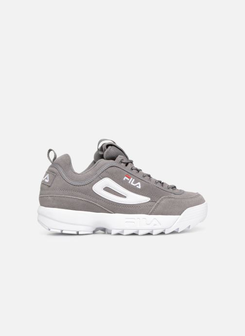 Trainers FILA Disruptor S Low Grey back view