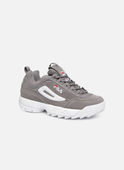 Sneaker FILA Disruptor S Low grau detaillierte ansicht/modell