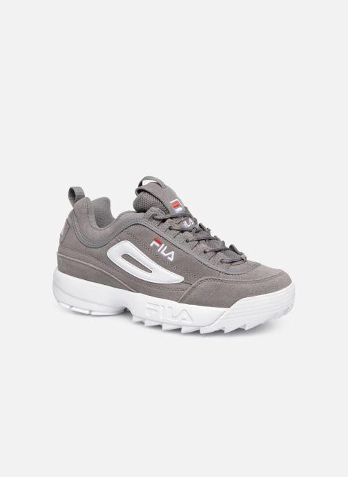 Sneakers FILA Disruptor S Low Grigio vedi dettaglio/paio