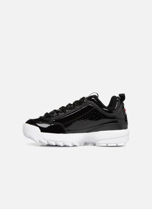 Sneakers FILA Disruptor M Low W Zwart voorkant