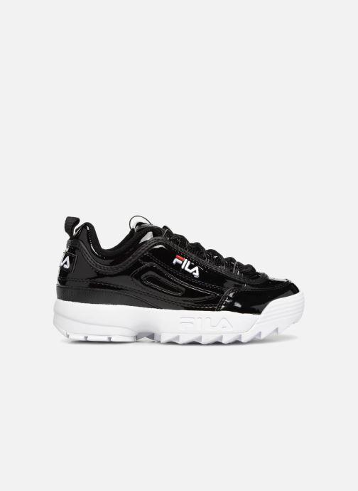 Sneakers FILA Disruptor M Low W Zwart achterkant