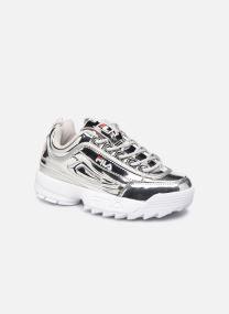 FILA Disruptor M Low W (silber) Sneaker chez Sarenza (361865)