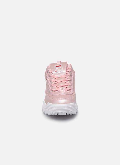 Sneakers FILA Disruptor M Low W Pink se skoene på