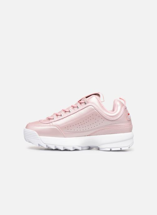 Trainers FILA Disruptor M Low W Pink front view