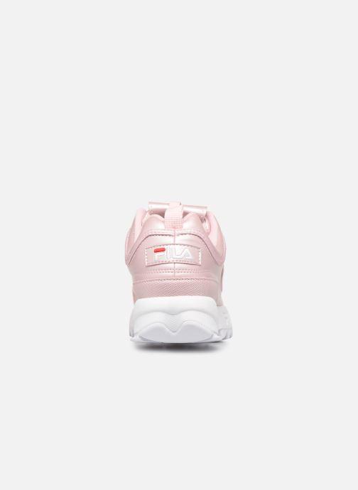 Sneakers FILA Disruptor M Low W Pink Se fra højre