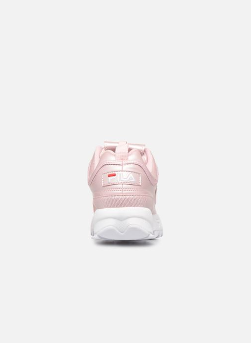 Trainers FILA Disruptor M Low W Pink view from the right