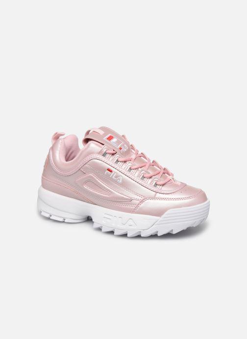 Sneakers FILA Disruptor M Low W Roze detail