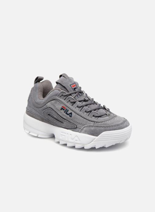 FILA Disruptor S Low W (Grijs) Sneakers chez Sarenza (342194)