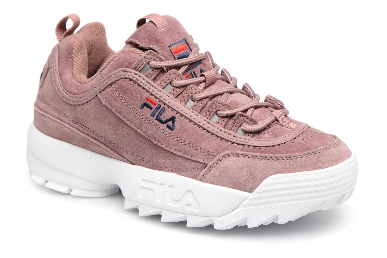 timeless design 7d709 c83cf Low Sarenza Fila W S rosa 342195 Chez Sneakers Disruptor xFFRA0wE