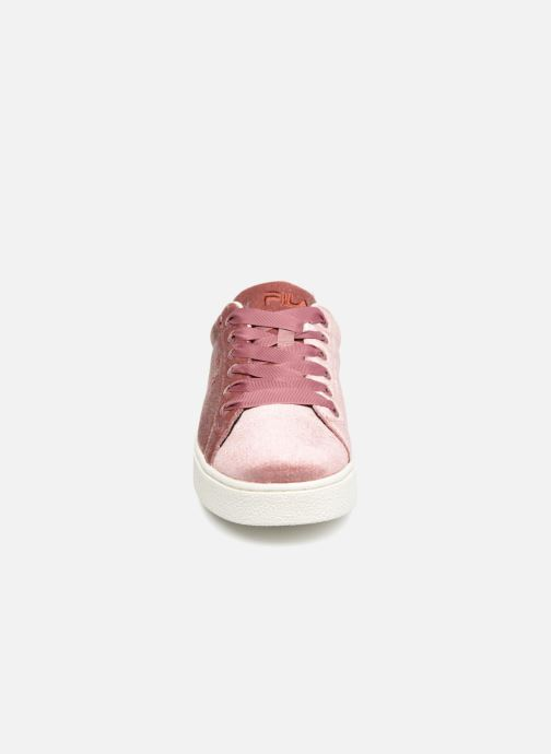 Trainers FILA Upstage V Low W Pink model view