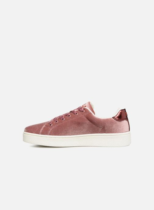 Trainers FILA Upstage V Low W Pink front view