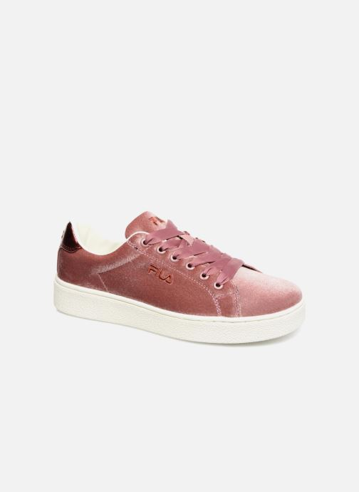 Baskets FILA Upstage V Low W Rose vue détail/paire