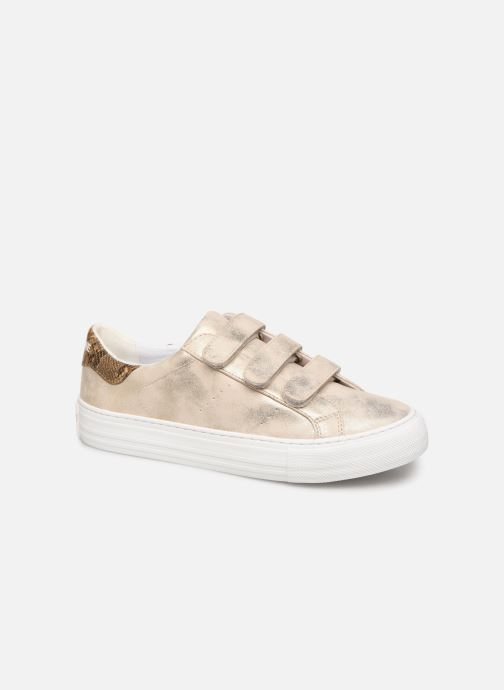 Baskets No Name Arcade Straps Glow Beige vue détail/paire