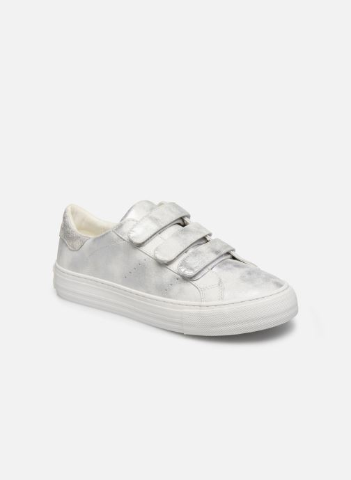Baskets No Name Arcade Straps Glow Blanc vue détail/paire