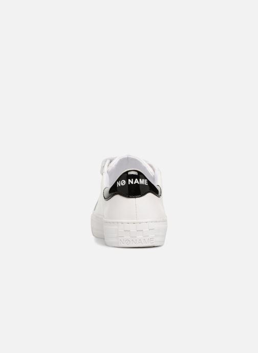 Sneakers No Name Arcade Straps Nappa Bianco immagine destra