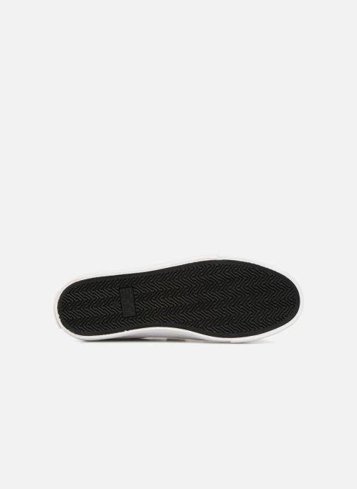 Sneakers No Name Arcade Straps Nappa Bianco immagine dall'alto