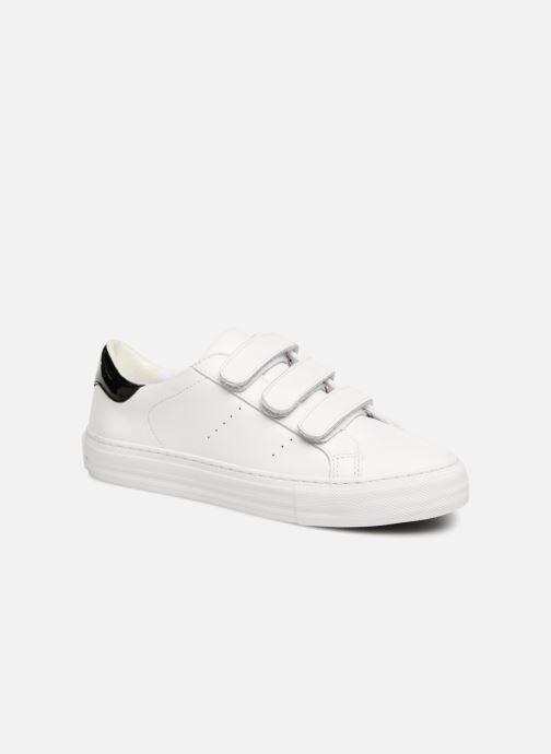 Sneaker No Name Arcade Straps Nappa weiß detaillierte ansicht/modell
