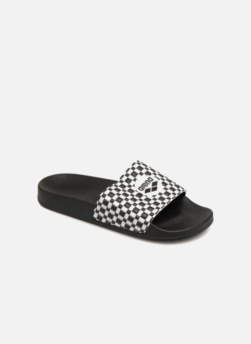 Sport shoes Arena Therese Slide Black detailed view/ Pair view
