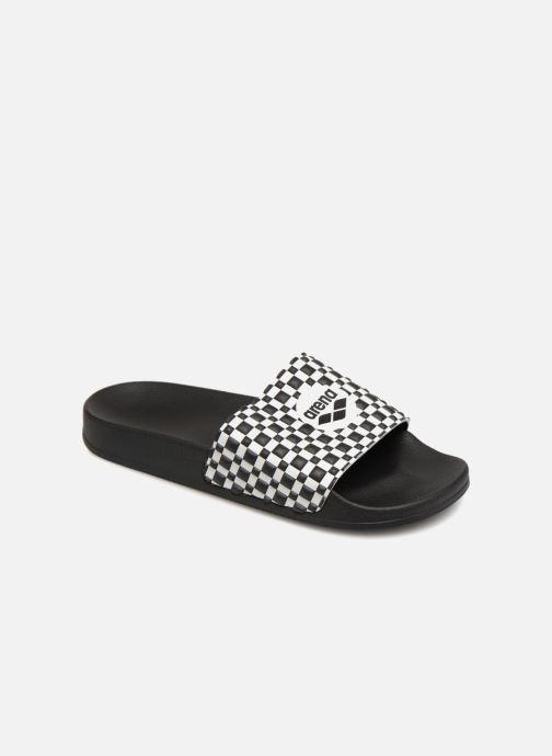 Chaussures de sport Arena Therese Slide Noir vue détail/paire