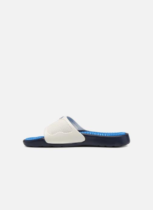 Chaussures de sport Arena Marco X Grip Box + Hook W Blanc vue face