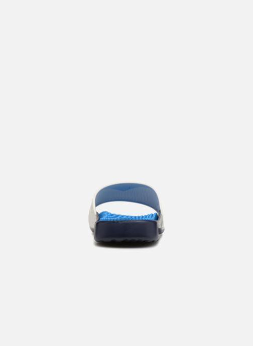Chaussures de sport Arena Marco X Grip Box + Hook W Blanc vue droite