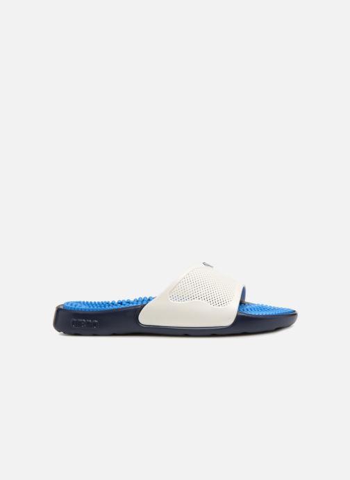 Chaussures de sport Arena Marco X Grip Box + Hook W Blanc vue derrière