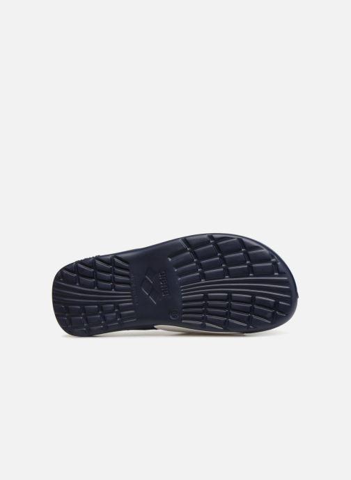 Chaussures de sport Arena Marco X Grip Box + Hook W Blanc vue haut