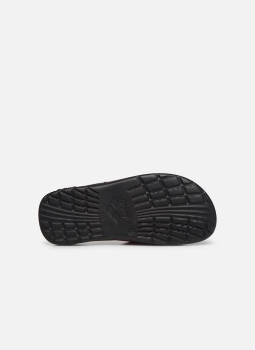 Zapatillas de deporte Arena Marco X Grip Box + Hook W Vino vista de arriba