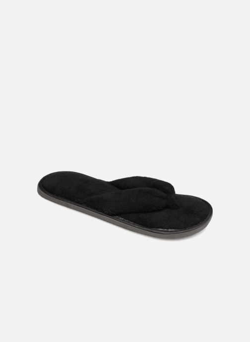 Pantuflas Mujer Chaussons tongue Femme