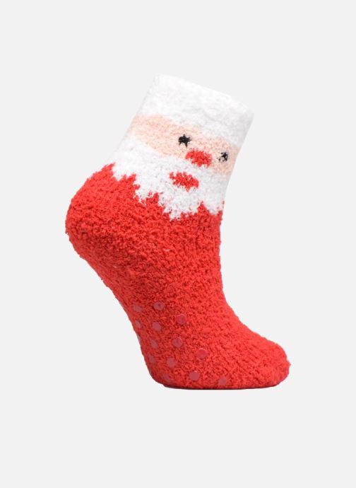 Socken & Strumpfhosen Sarenza Wear Chaussons Chaussettes de Noël anti-dérapantes Enfant rot detaillierte ansicht/modell