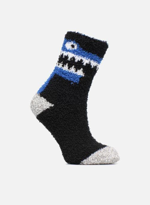 Strømper og tights Sarenza Wear Chaussons Chaussettes Garçons Monstre Blå detaljeret billede af skoene