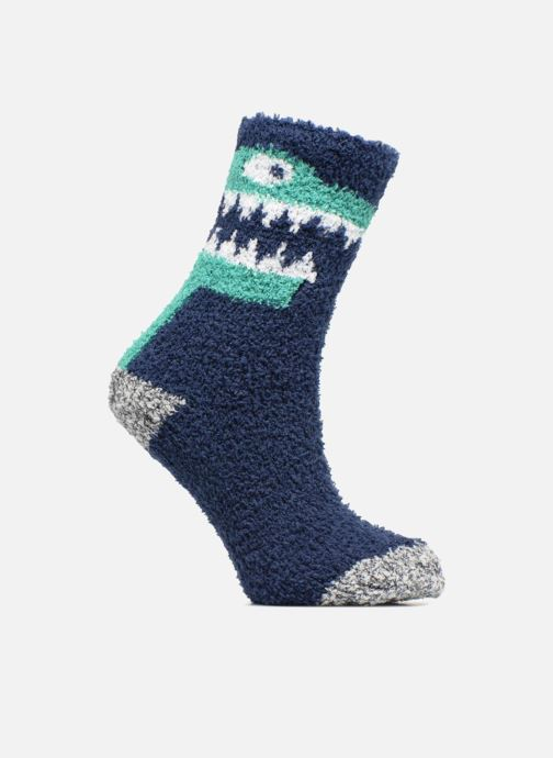 Sokken en panty's Sarenza Wear Chaussons Chaussettes Garçons Monstre Groen detail