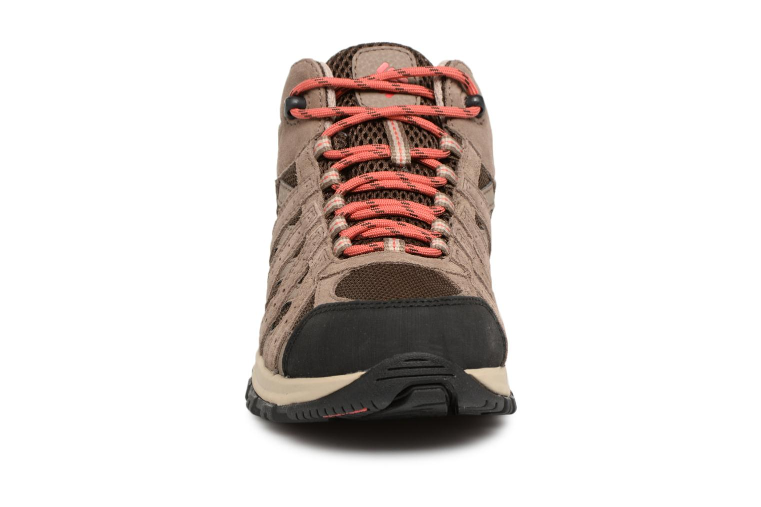Cordovan Red Canyon Mid Waterproof W Columbia Point Sunset UwgX0X