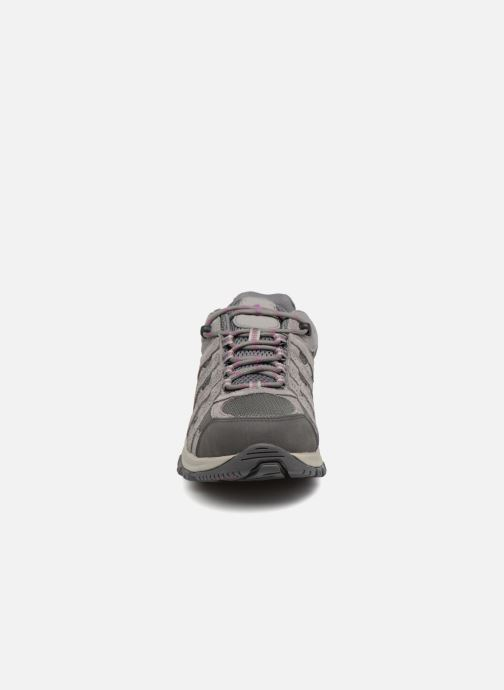 Sportschoenen Columbia Canyon Point Waterproof W Grijs model