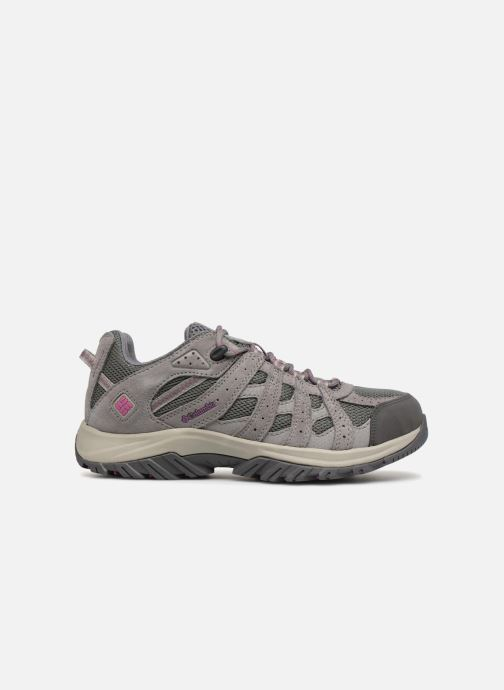 Sportschoenen Columbia Canyon Point Waterproof W Grijs achterkant