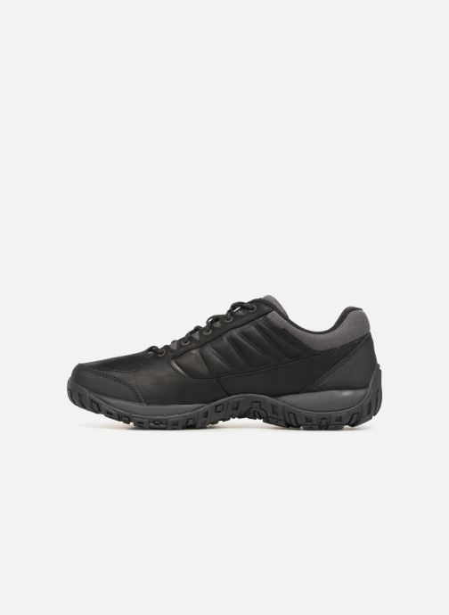 Chaussures de sport Columbia Ruckel Ridge Plus Noir vue face