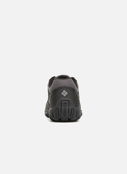 Chaussures de sport Columbia Ruckel Ridge Plus Noir vue droite