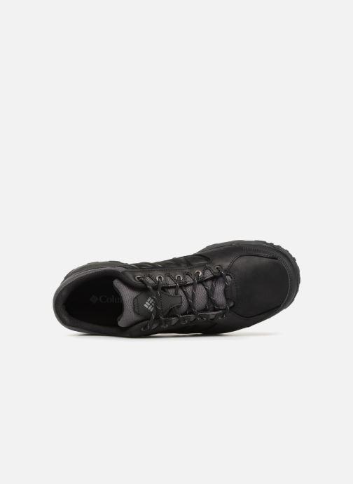 Chaussures de sport Columbia Ruckel Ridge Plus Noir vue gauche