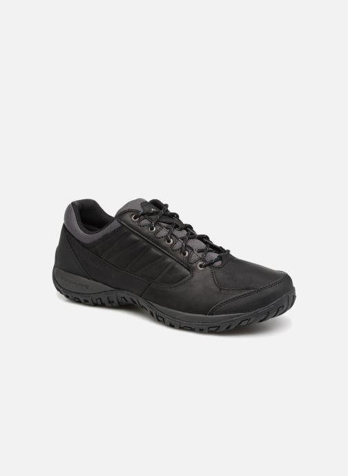 Chaussures de sport Columbia Ruckel Ridge Plus Noir vue détail/paire