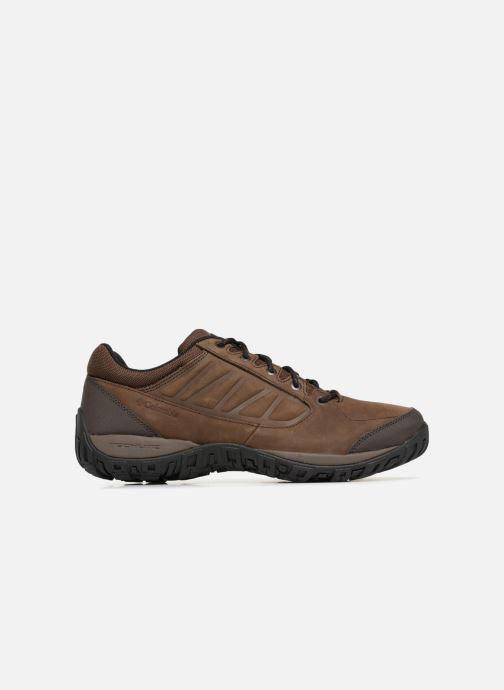 Chaussures de sport Columbia Ruckel Ridge Plus Marron vue derrière